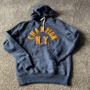 Champion Shirts - Champion hooded sweatshirt